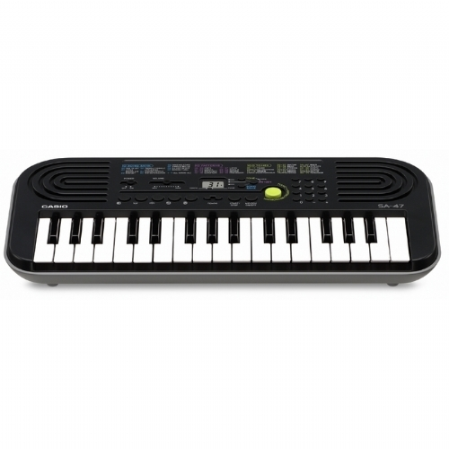 CASIO  SA 47 keyboard