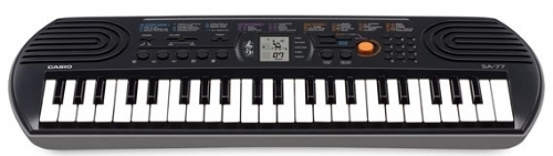 CASIO  SA 77 Keyboard